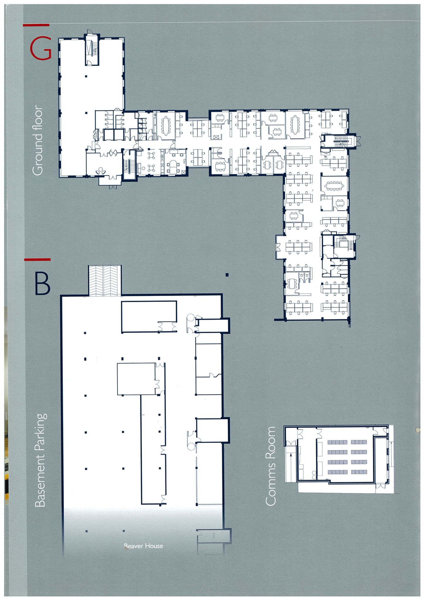 Ground Floor/Basement Parking