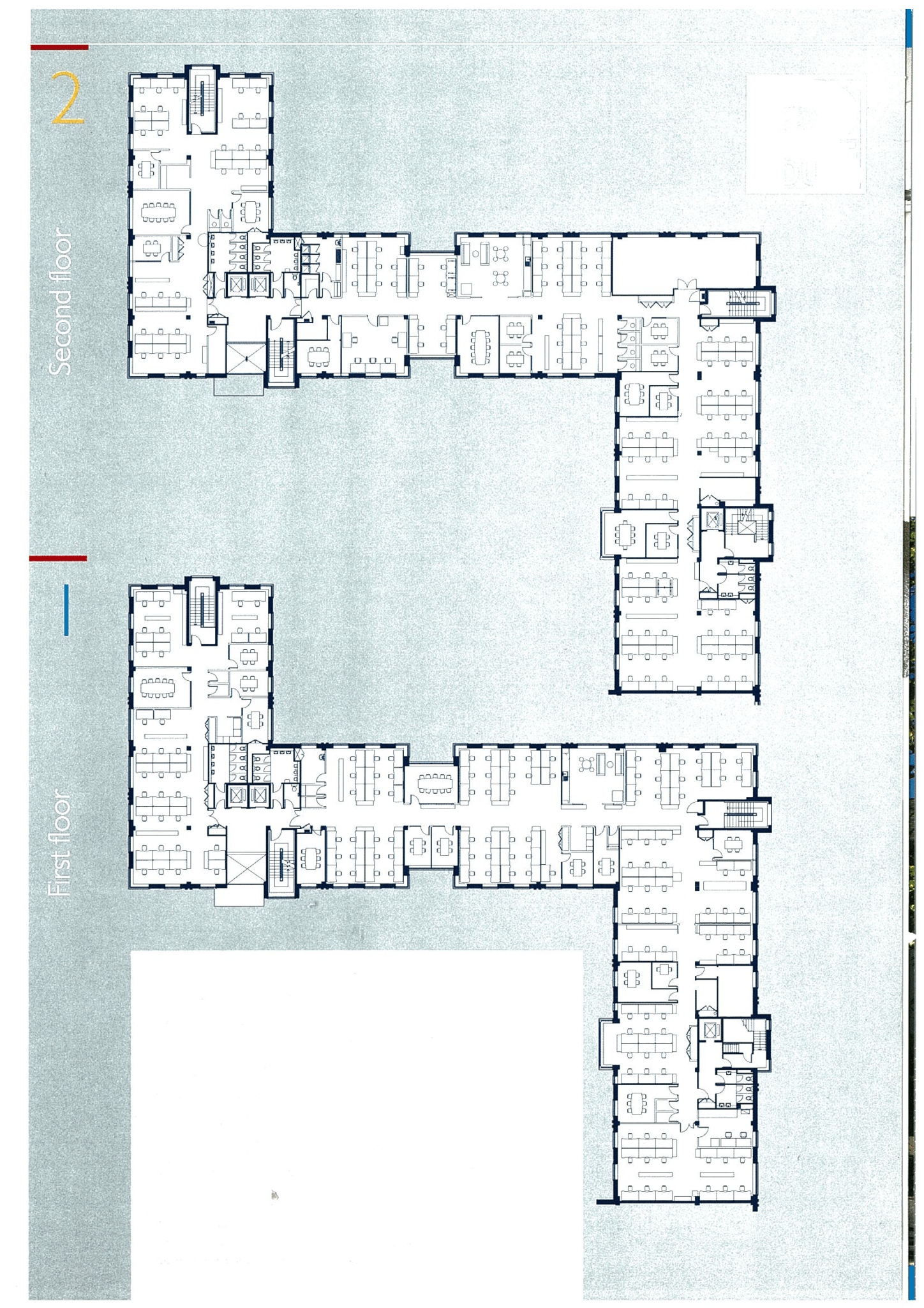 First Floor/ Second Floor