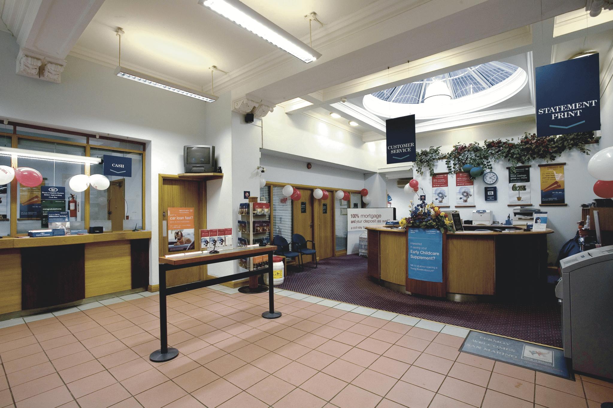 Fermoy Interior